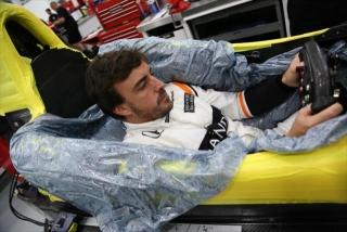 Fotos Fernando Alonso Indy 500 Foto 36