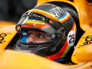 Fotos Fernando Alonso Indy 500 Foto 5