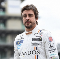 Fotos Fernando Alonso Indy 500 Foto 42