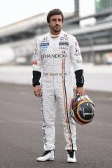 Fotos Fernando Alonso Indy 500 Foto 41