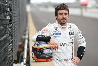 Foto 3 - Fotos Fernando Alonso Indy 500