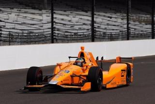 Fotos Fernando Alonso Indy 500 Foto 44
