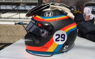 Fotos Fernando Alonso Indy 500 Foto 47