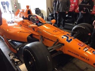Fotos Fernando Alonso Indy 500 Foto 48