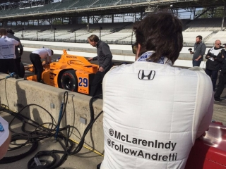Fotos Fernando Alonso Indy 500 Foto 49