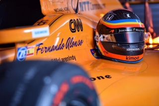 Fotos Fernando Alonso Indy 500 Foto 51