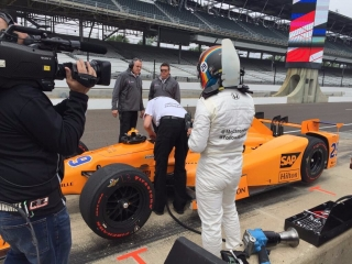 Fotos Fernando Alonso Indy 500 Foto 53