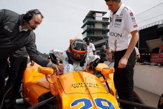 Fotos Fernando Alonso Indy 500 Foto 55