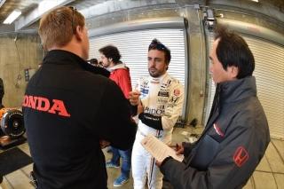 Fotos Fernando Alonso Indy 500 Foto 56