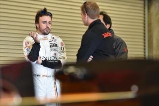 Fotos Fernando Alonso Indy 500 Foto 57