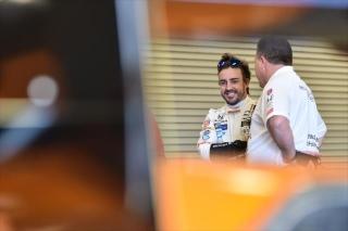 Fotos Fernando Alonso Indy 500 Foto 58