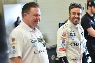Fotos Fernando Alonso Indy 500 Foto 59