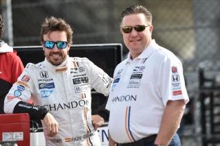 Fotos Fernando Alonso Indy 500 Foto 60
