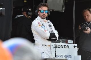 Fotos Fernando Alonso Indy 500 Foto 61