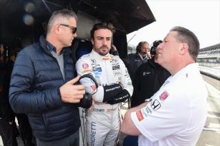 Fotos Fernando Alonso Indy 500 Foto 66