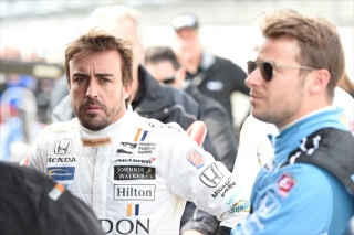 Fotos Fernando Alonso Indy 500 Foto 68