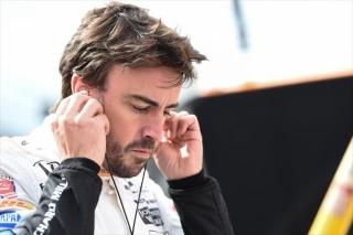 Fotos Fernando Alonso Indy 500 Foto 69