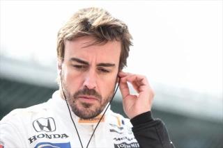 Fotos Fernando Alonso Indy 500 Foto 70