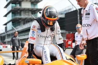 Fotos Fernando Alonso Indy 500 Foto 71