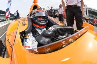 Fotos Fernando Alonso Indy 500 Foto 72