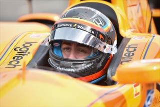 Fotos Fernando Alonso Indy 500 Foto 75