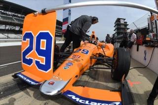 Fotos Fernando Alonso Indy 500 Foto 77