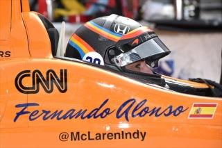 Fotos Fernando Alonso Indy 500 Foto 78