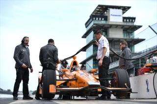 Fotos Fernando Alonso Indy 500 Foto 83