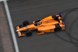 Fotos Fernando Alonso Indy 500 Foto 89