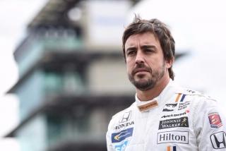 Fotos Fernando Alonso Indy 500 Foto 93