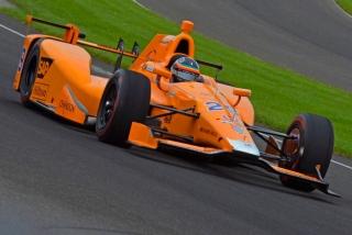 Fotos Fernando Alonso Indy 500 Foto 94
