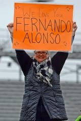 Fotos Fernando Alonso Indy 500 Foto 96
