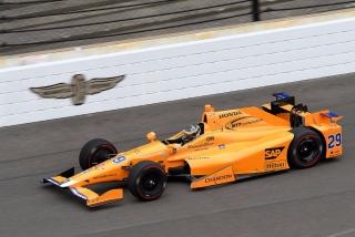 Fotos Fernando Alonso Indy 500 Foto 99