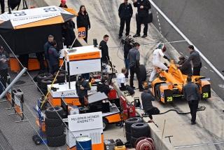 Fotos Fernando Alonso Indy 500 Foto 100