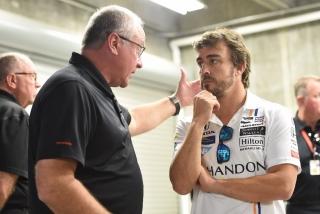 Fotos Fernando Alonso Indy 500 Foto 102
