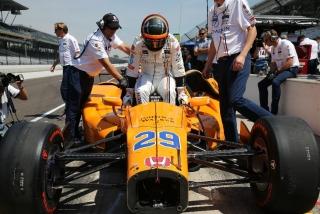 Fotos Fernando Alonso Indy 500 Foto 105