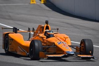 Fotos Fernando Alonso Indy 500 Foto 107