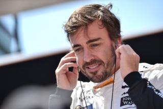 Fotos Fernando Alonso Indy 500 Foto 108