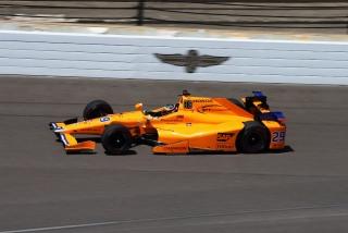 Fotos Fernando Alonso Indy 500 Foto 110
