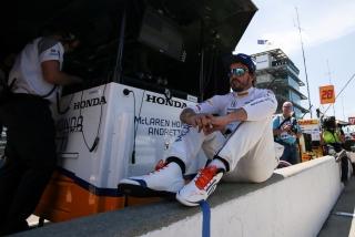 Fotos Fernando Alonso Indy 500 Foto 114