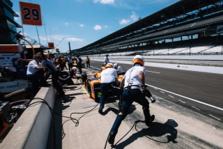Fotos Fernando Alonso Indy 500 Foto 115
