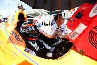 Fotos Fernando Alonso Indy 500 Foto 117