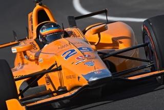 Fotos Fernando Alonso Indy 500 Foto 122