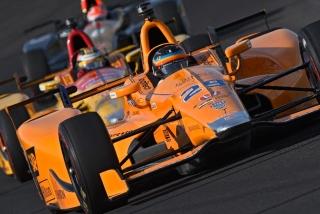 Fotos Fernando Alonso Indy 500 Foto 128