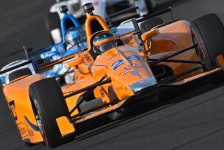 Fotos Fernando Alonso Indy 500 Foto 129