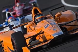 Fotos Fernando Alonso Indy 500 Foto 131