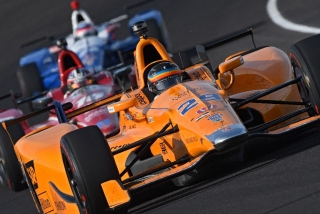 Fotos Fernando Alonso Indy 500 Foto 132