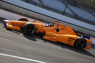 Fotos Fernando Alonso Indy 500 Foto 133