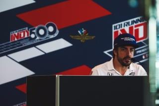 Fotos Fernando Alonso Indy 500 Foto 136