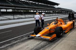 Fotos Fernando Alonso Indy 500 Foto 137
